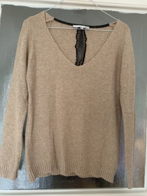 Etam V-Neck Sweater multicolored