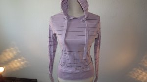Hooded Sweater lilac