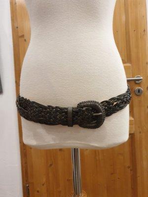 Cintura intrecciata grigio