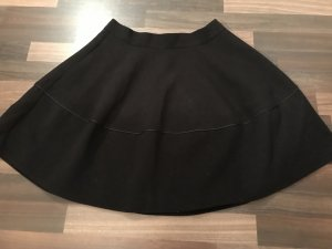 H&M Circle Skirt black