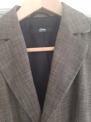 Sir Oliver Tailleur-pantalon gris brun