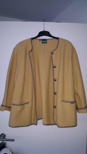 Geiger Giacca di lana oro