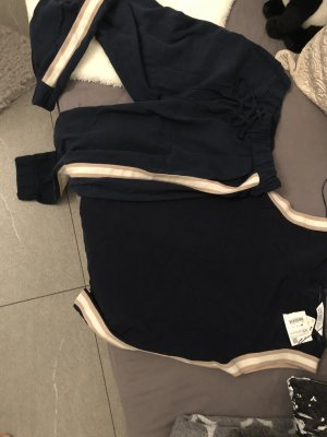 Zara Basic Twin Set tipo suéter multicolored lyocell