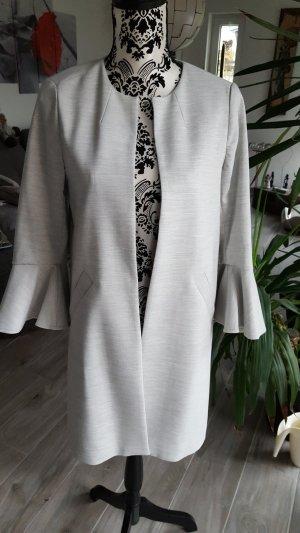 H&M Manteau gris clair