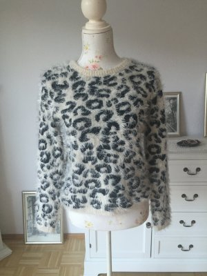 Schicker Pullover Pulli aus Paris, Frankreich wie Stefanel Gr. 36 / S