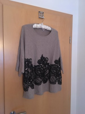 Beauty Women Sweater met korte mouwen veelkleurig