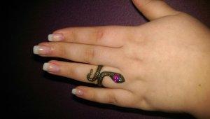 schicker Ring ......