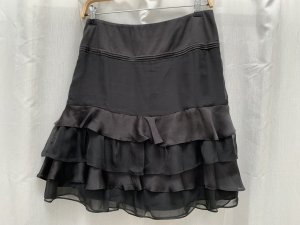 Promod Gelaagde rok zwart