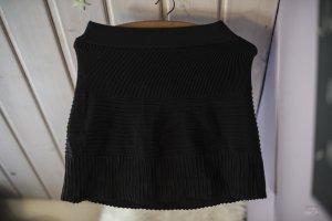 Promod Jupe tricotée noir