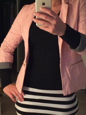 Schicker rosa Blazer