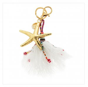 Sweet Deluxe Key Chain multicolored