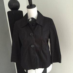 Schicker schwarzer Blazer mit 3/4 Ärmeln