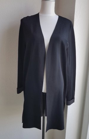 someday Robe manteau noir-gris anthracite