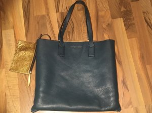 Marc Jacobs Borsa shopper petrolio-blu cadetto