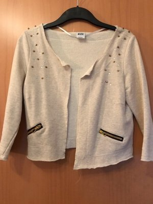 Vero Moda Blazer sweat beige clair