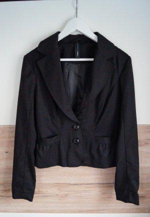 Schicker tallierter Blazer von Vero Moda in schwarz