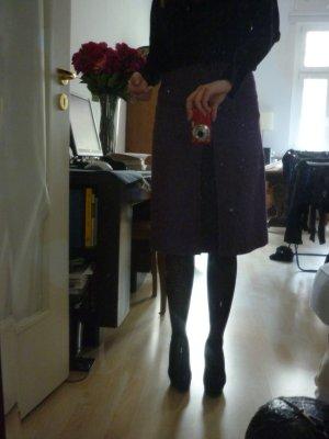 Kookai Jupe en tweed multicolore