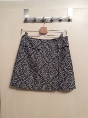 H&M Wraparound Skirt multicolored