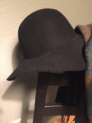 H&M Premium Cappello di lana nero Lana