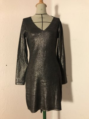 Allude Dress gold-colored