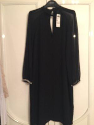 Benetton Robe de soirée noir