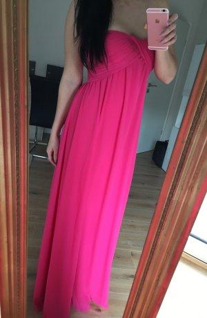 Schickes Abendkleid in Pink