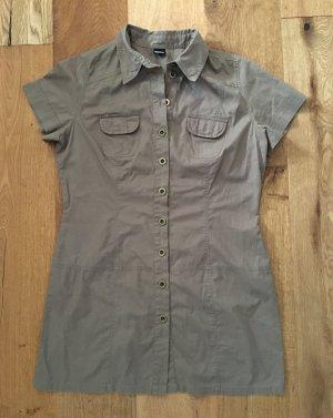 Schickes Blusenkleid aus Baumwolle