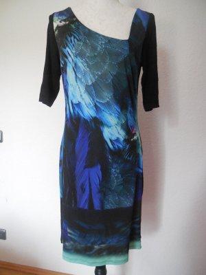 Ashley Brooke Shortsleeve Dress multicolored polyester