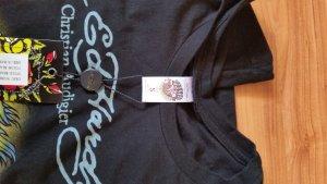 Schickes Ed Hardy Longshirt Größe S *Neu mit Etikett *