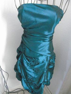 schickes edles Abendkleid von SIXTH SENSE Gr. 38