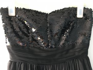 Vera Mont Bandeau Dress black