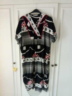 Schickes Homewear Kleid Hauskleid in Afrika / Ethno - Look