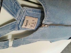 schickes Jeanskleid mit Reißverschluss