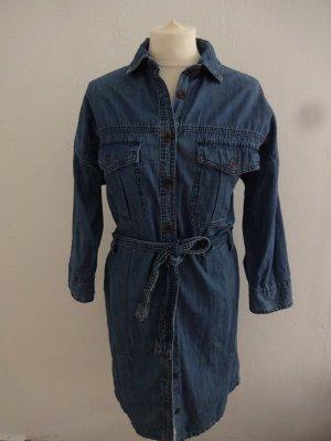 schickes Jeanskleid oversize von promod