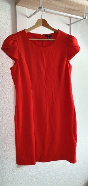 H&M Jerseyjurk rood Polyester
