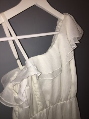 b.p.c. Bonprix Collection Abito beige chiaro-crema