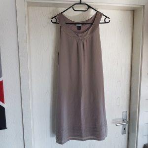 Schickes Kleid beige