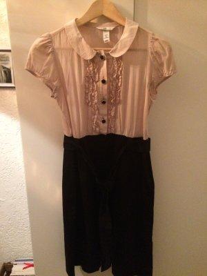Schickes Kleid / Businesskleid / Geschäftskleid / Blusenkleid / Bleistiftkleid
