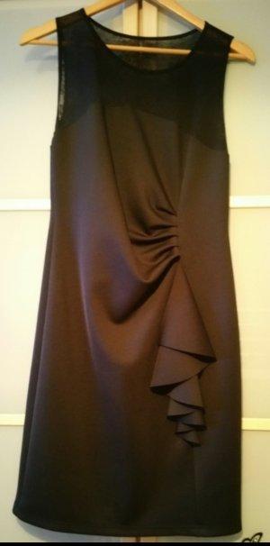 b.p.c. Bonprix Collection Midi-jurk zwart