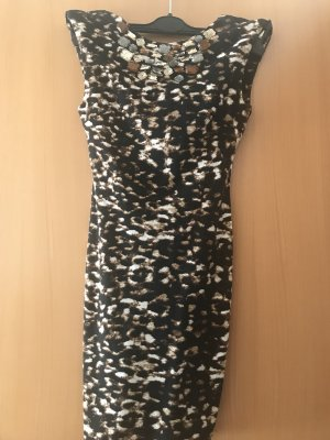 Schickes Kleid in Leoparden Optik