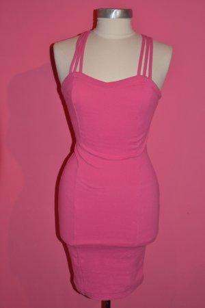 Schickes Kleid in pink Gr. 36