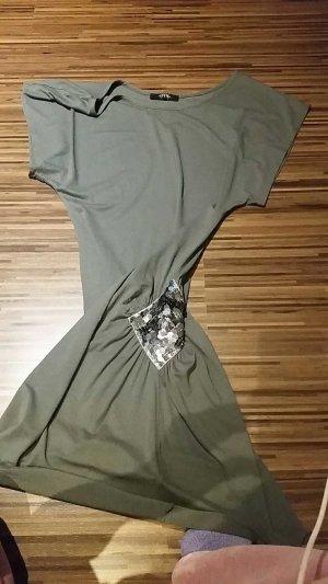 Schickes Kleid mit Glitzer Pailletten