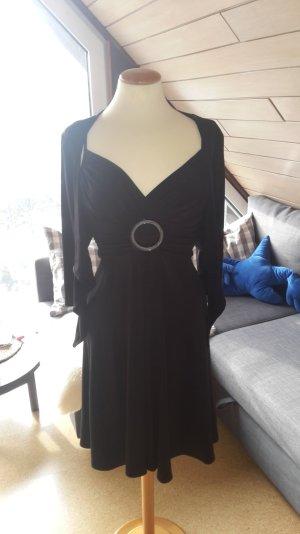 schickes Kleid mit Jacke