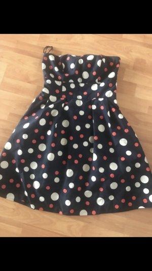 Schickes Kleid mit Punkten, Gr S, 34, Veto moda