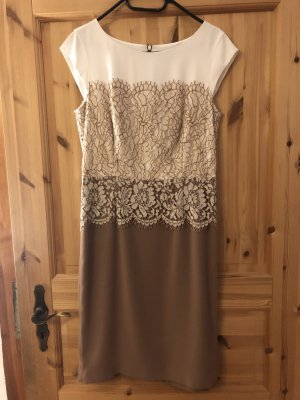 Comma Lace Dress multicolored polyester