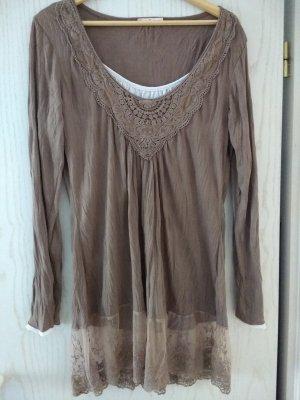 Schickes Kleid/ Oberteil mit Stick