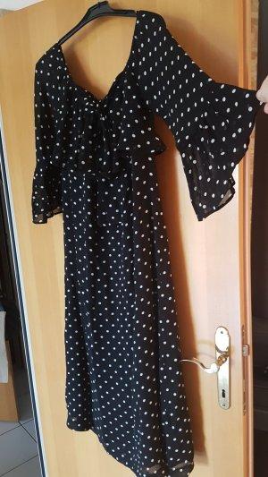 schickes Kleid # Polkadots# Edelmarke GANNI# NEU