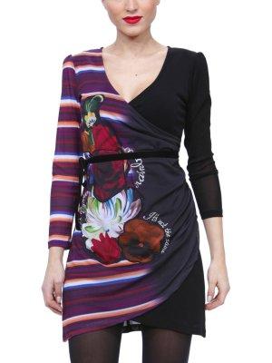 Schickes Kleid von Desigual in der Größe S. Nur einmal getragen