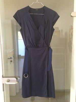 Schickes Kleid von Esprit, dunkelblau, Größe 34