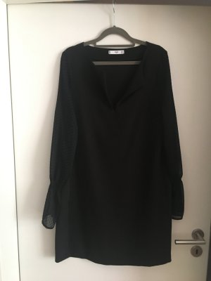 Mango Suit A Line Dress black